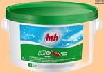 pH минус, 5 кг. Химия для бассейна hTh - фото