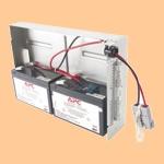 Сменный батарей (АКБ) в Apc RBC22 - фото