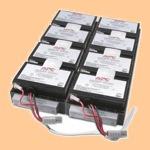 Сменный батарей (АКБ) в Apc RBC26 - фото