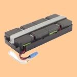 Сменный батарей (АКБ) в Apc RBC31 - фото