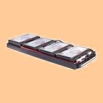 Сменный батарей (АКБ) в Apc RBC34 - фото