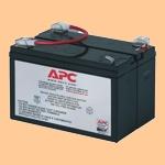 Сменный батарей (АКБ) в Apc RBC3 - фото