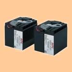Сменный батарей (АКБ) в Apc RBC55 - фото