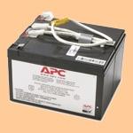 Сменный батарей (АКБ) в Apc RBC5 - фото