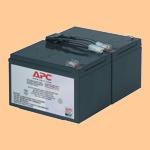 Сменный батарей (АКБ) в Apc RBC6 - фото
