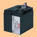 Сменный батарей (АКБ) в Apc RBC7 - фото