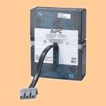 Сменный батарей (АКБ) в Apc RBC33 - фото