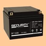 Аккумуляторная батарея к ибп 12V/26Ah Security Force SF 1226 (12В/26 А·ч) (12-26) - фото