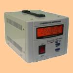 Стабилизатор напряжения SOLPI-M 5000VA электромеханический (СН) - фото