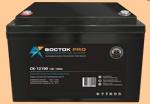 Аккумуляторная батарея к ибп (АКБ) CK-12100 для насосов и котлов - фото