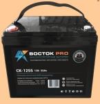 Аккумуляторная батарея к ибп (АКБ) CK-1255 для насосов и котлов - фото
