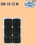 Солнечная батарея/панель SM 15-12 м - фото