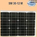 Солнечная батарея/панель SM 30-12 M - фото