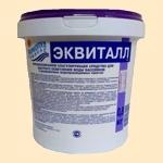 Эквиталл порошок (Химия для бассейна) 0,8 кг - фото