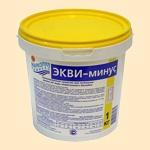 ЭКВИ-МИНУС ГРАНУЛЫ (Химия для бассейна) 1кг - фото