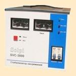 SOLPI-M SVC-3000 (СН) Стабилизатор напряжения - фото