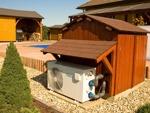 Тепловой насос BP-85 HS до 30 м3 Подогрев воды для бассейна - фото