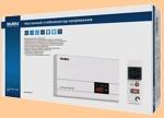 Стабилизатор SVEN AVR SLIM-500 LCD 500VA/400W - фото