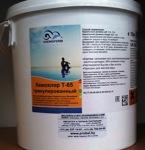 (Ударный хлор) Кемохлор Т-65 гранулированный 10 кг (Химия для бассейна) - фото