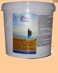 (Ударный хлор) Т-быстрорастворимые таблетки 20гр (5 кг) Кемохлор Химия для бассейна - фото