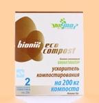 Ускоритель компостирования Биопрепарат Bionix EcoCompost - фото