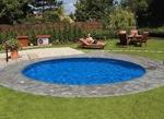 Бассейн IBIZA круг 6.0 x 1.5 m ( 38,2м3) - фото