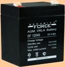 Аккумуляторная батарея для ибп 12V/4,5Ah Security Force SF 12045 (12В/4.5 А·ч) 12045 - фото