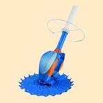 Kontiki 2 Вакуумный полуавтоматический пылесос для бассейна - фото