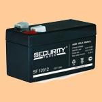 Аккумуляторная батарея для ибп 12V/1.2Ah Security Force, SF 12012 , W164 (ML, GL) - фото