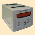 Электромеханический однофазный стабилизатор напряжения SOLPI-M SAVR-3000VA (СН) - фото